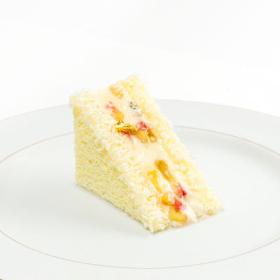 Japanese Fruit Sando Cake