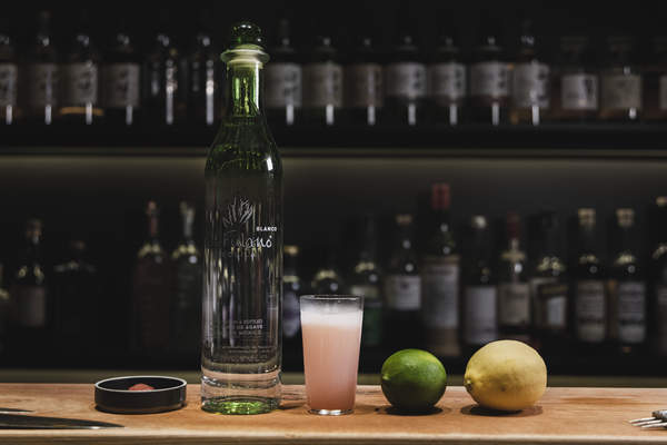 Furamingo Cocktail Recipe (Japanese Plum Margarita)