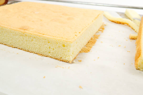 Use this trick to cut perfectly even cake layers Chef Iso